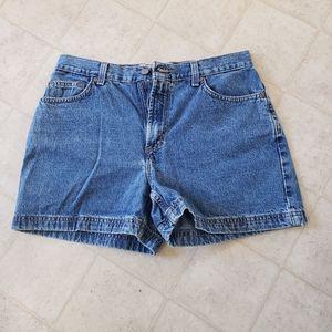 Woman's shorts size 10 jean